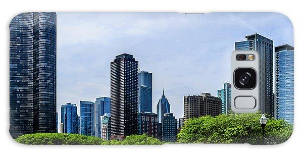 Chicago Skyline Galaxy Case