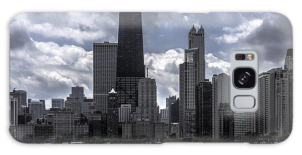 Chicago Skyline Ver3 Galaxy Case