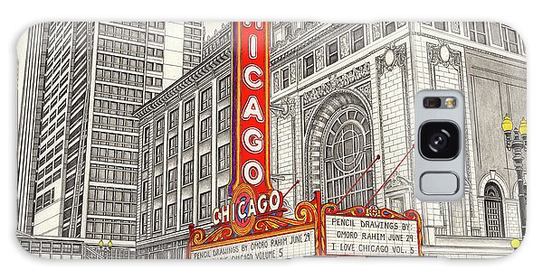 Chicago Theater Galaxy Case