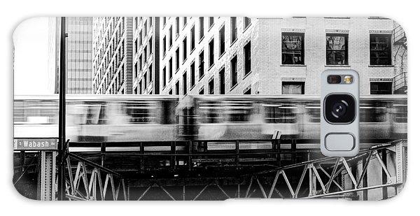 Chicago Transit Galaxy Case