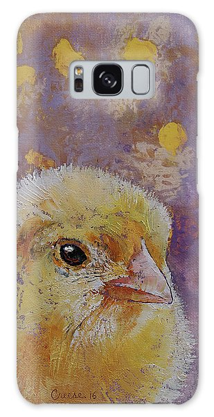 Chicken Galaxy Case - Chick by Michael Creese