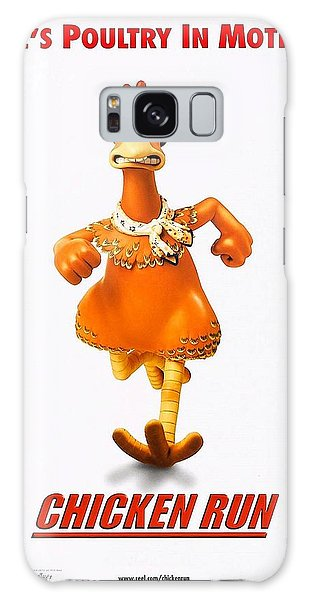 Chicken Run B Galaxy Case