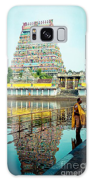 Chidambaram Temple Lord Shiva India Galaxy Case