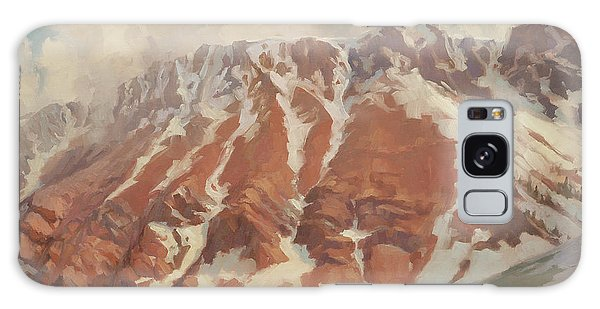 Joseph Galaxy Case - Chief Joseph Mountain by Steve Henderson