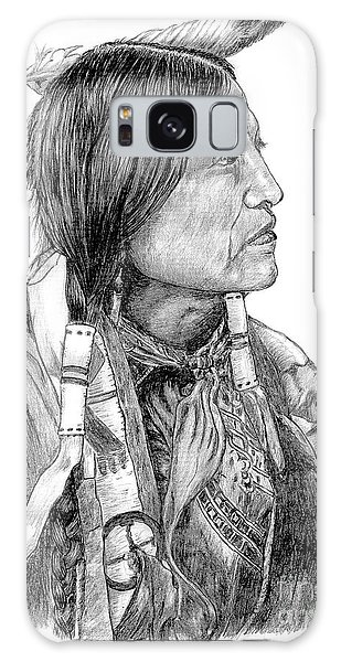 Chief Joseph Of Nes Perce Galaxy Case