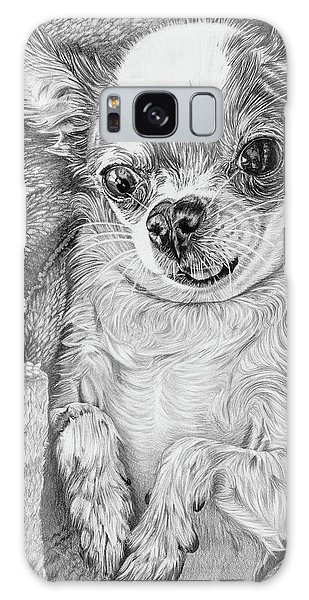 Chihuahua Galaxy Case