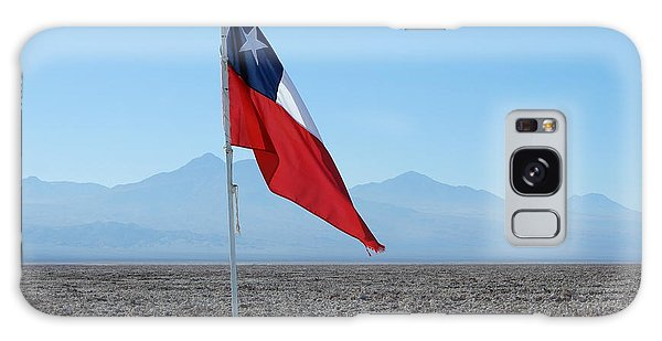 Chilean Flag Galaxy Case