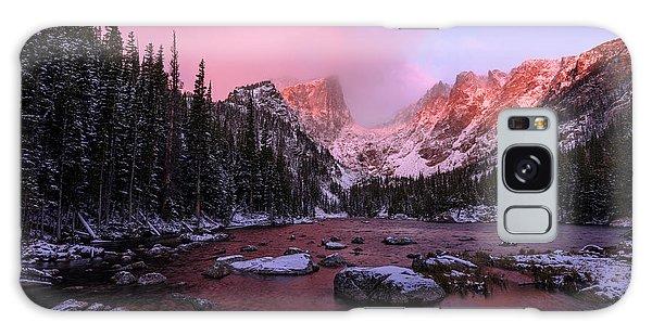 Sunrise Galaxy Case - Chill by Chad Dutson