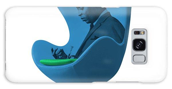 Hard Bop Galaxy Case - Chillin With Miles Davis by David Richardson