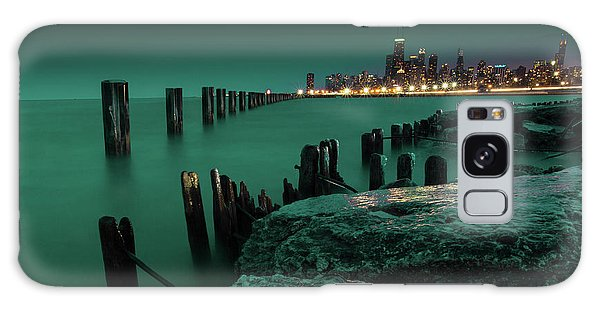 Chilly Chicago 2 Galaxy Case