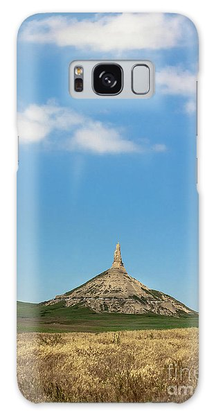 Chimney Rock Nebraska Galaxy Case