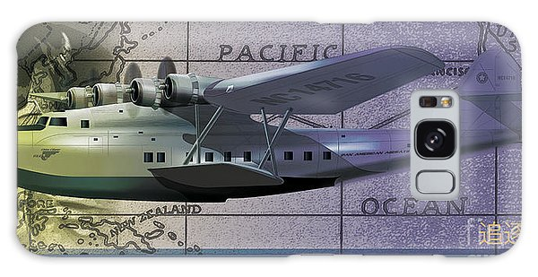 China Clipper Chasing The Sun Galaxy Case