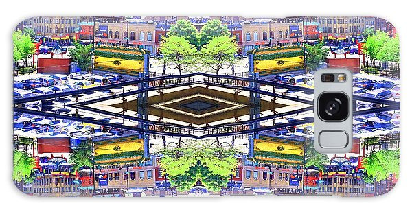 Chinatown Chicago 3 Galaxy Case