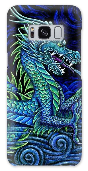 Chinese Azure Dragon Galaxy Case
