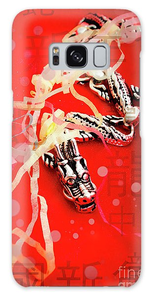 Dragon Galaxy Case - Chinese New Year Background by Jorgo Photography - Wall Art Gallery