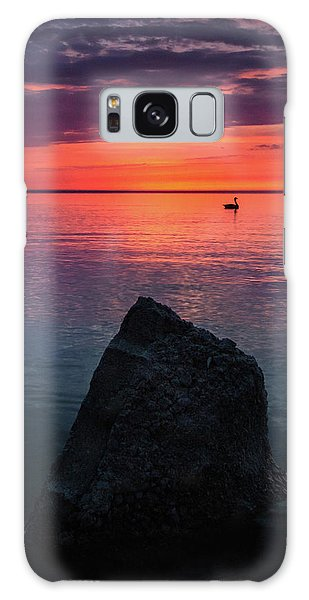 Canada Goose Galaxy Case - Chippewa Park Sunrise by Cale Best