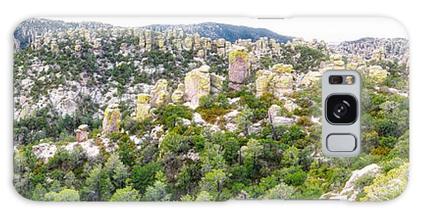 Chiricahua Mountains Galaxy Case
