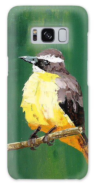 Chirping Charlie Galaxy Case