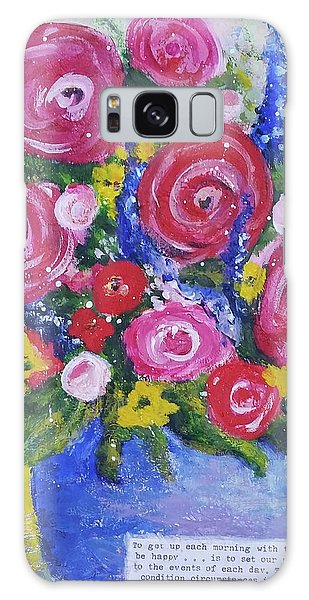 Choice Bouquet Galaxy Case