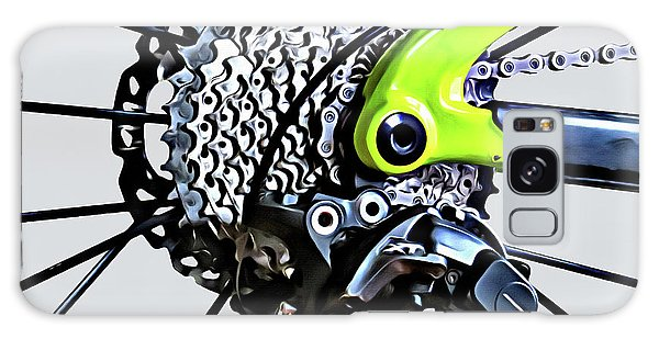 Galaxy Case featuring the digital art Choice Transport 2 by Wendy J St Christopher
