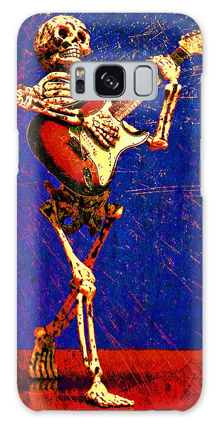 Galaxy Case featuring the photograph Chops by Jeff Gettis
