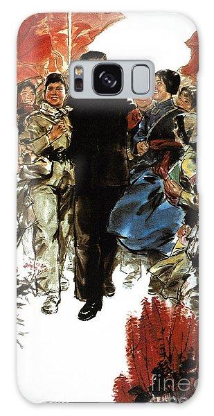 People's Republic Of China Galaxy Case - Chou En-lai (1898-1976) by Granger
