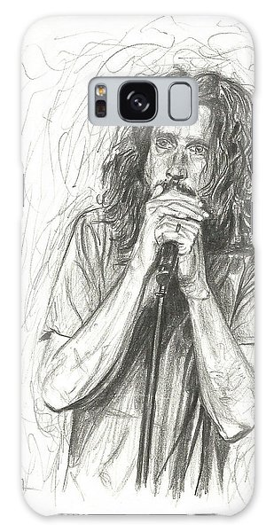 Chris Cornell Galaxy Case