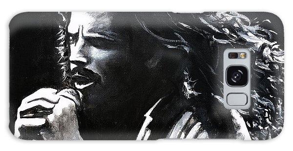 Chris Cornell Galaxy Case by Tom Carlton