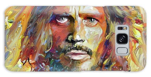 Chris Cornell Tribute 2017 Portrait Galaxy Case