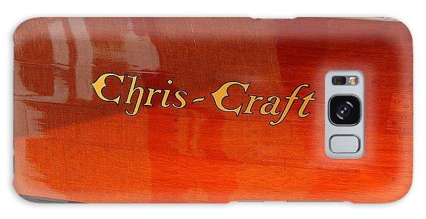 Chris Craft Logo Galaxy Case