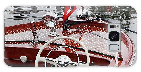 Powerboat Galaxy Case - Chris Craft Sportsman by Neil Zimmerman