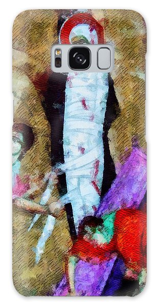 Anubis Galaxy Case - Christ Entombed by Esoterica Art Agency