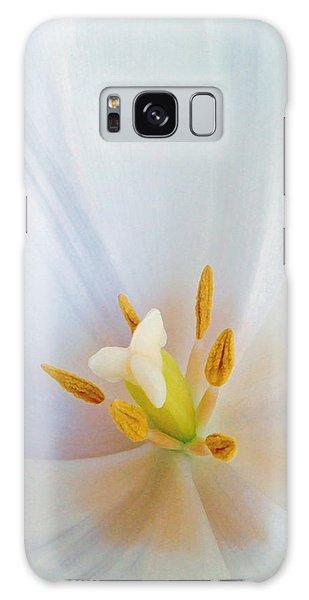 Christened Tulip Galaxy Case by Gwyn Newcombe