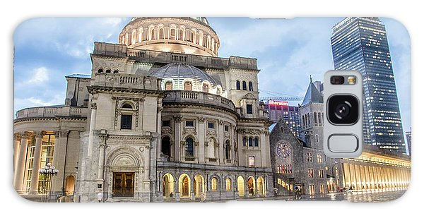 Christian Science Center In Boston Galaxy Case by Peter Ciro