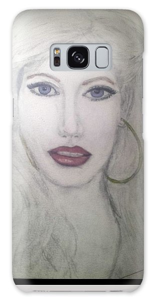 Christina Aguilera Galaxy Case