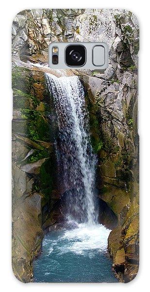 Christine Falls Mt Rainier Galaxy Case