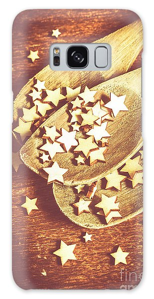 Decorative Galaxy Case - Christmas Baking Background by Jorgo Photography - Wall Art Gallery