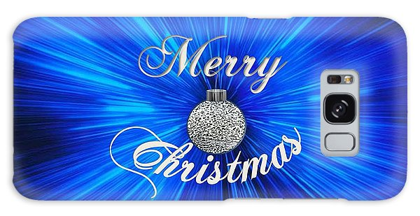 Christmas Brillance Galaxy Case