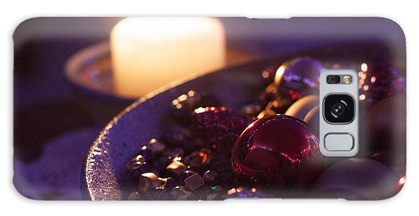 Christmas Candlelight Galaxy Case
