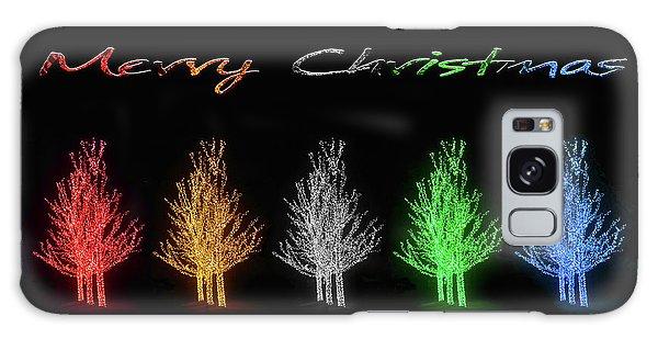 Christmas Card 2017 Galaxy Case