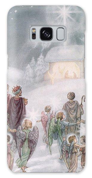 Bethlehem Galaxy Case - Christmas Card by Daphne Allan