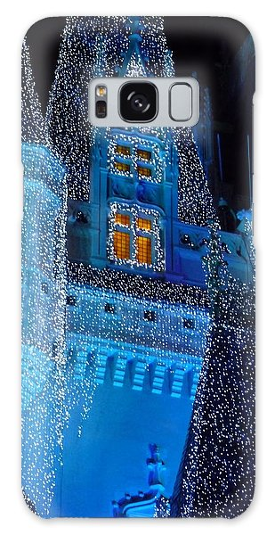 Christmas Castle Galaxy Case