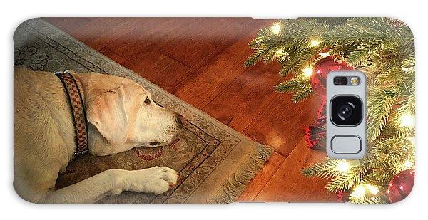 Christmas Dreams Galaxy Case