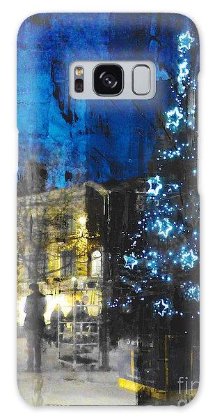 Christmas Eve Galaxy Case