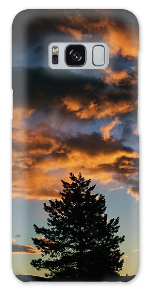 Christmas Eve Sunrise 2016 Galaxy Case
