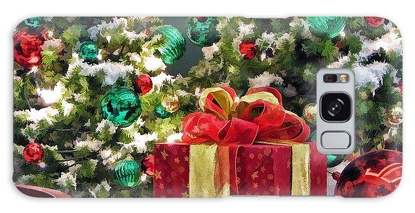 Christmas Gift Galaxy Case
