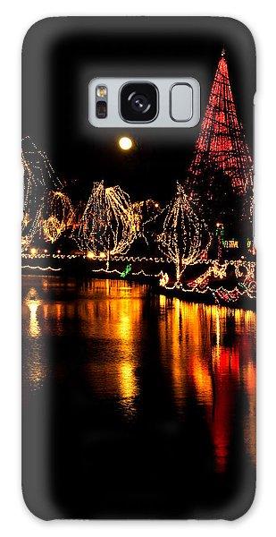 Christmas Glow Galaxy Case