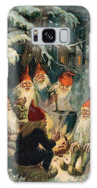 Elf Galaxy Case - Christmas Gnomes by English School