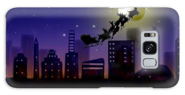 Christmas Landscape IIi Galaxy Case