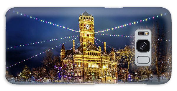 Christmas On The Square 2 Galaxy Case